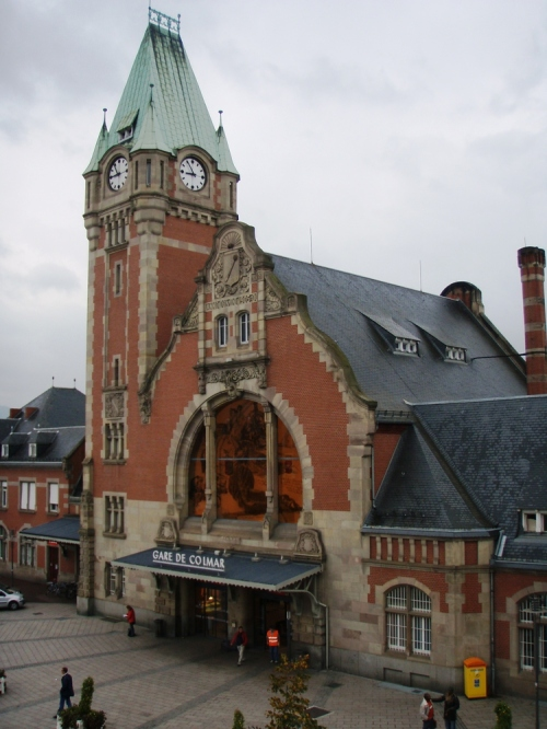 Colmar_train_station