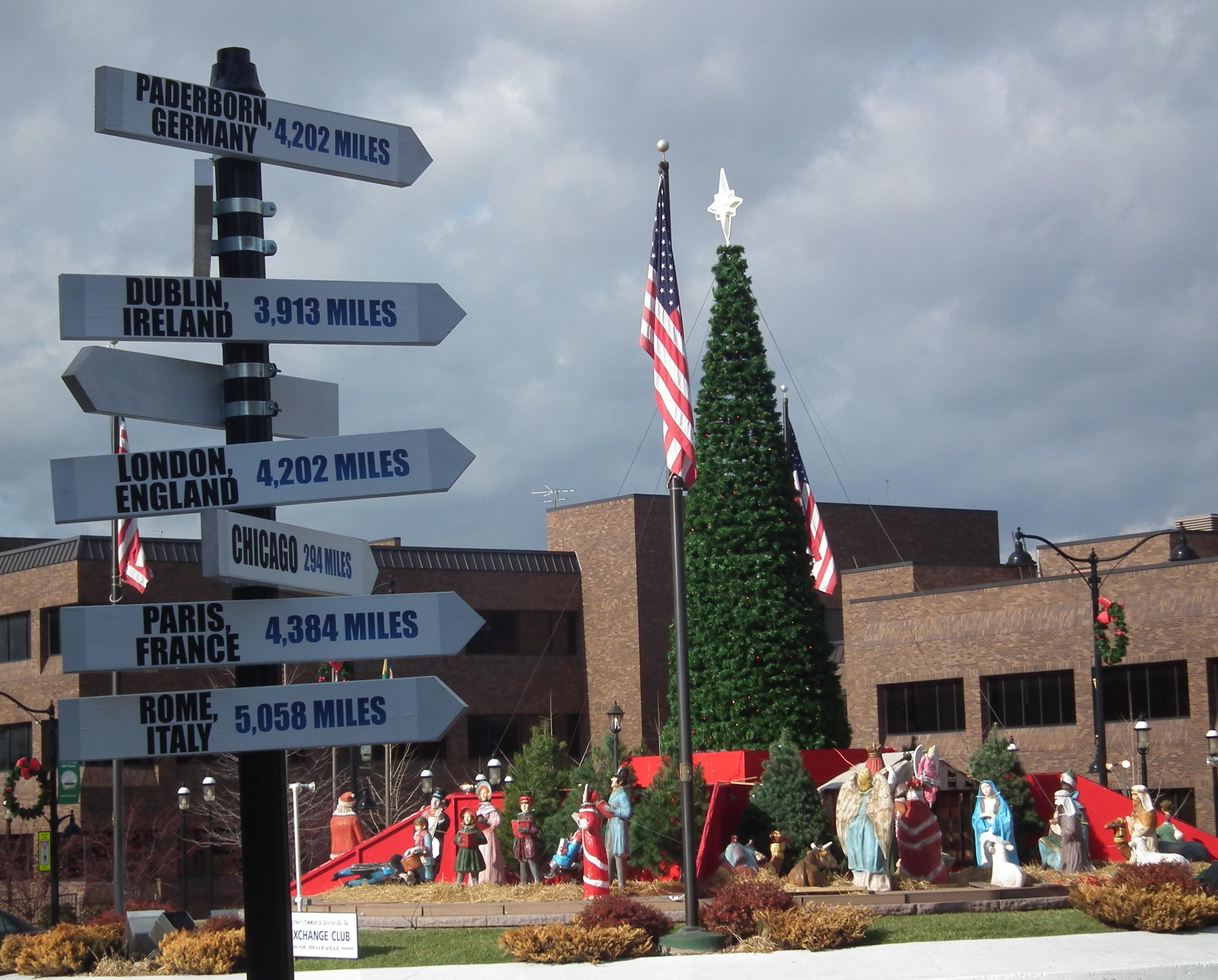 Belleville Il Christmas Market 2020 BELLEVILLE, IL GERMAN CHRISTMAS MARKETS 2014 | Jeannie's Travel