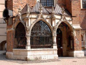 785px-Church_of_St._Barbara_in_Kraków,_chapel