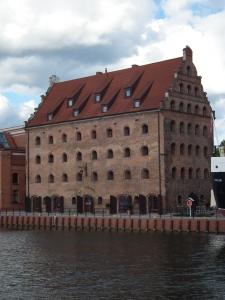 18th century granary now a hotel