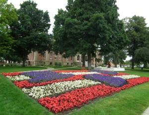 goshen courthouse lincoln garden